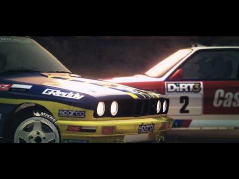 DiRT 3 Complete Edition Steam Key GLOBAL - ビデオ予告編