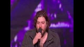"Josh Krajcik - ""At Last"" By Etta James (Wonderful Voice)"