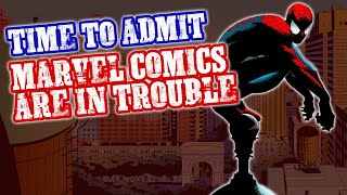 MARVEL COMICS IN TROUBLE! What Does The Future Hold?