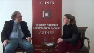 Interview-Dr. Panagiotis Petratos