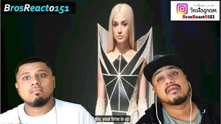 Poppy - Time Is Up (feat. Diplo) | REACTION