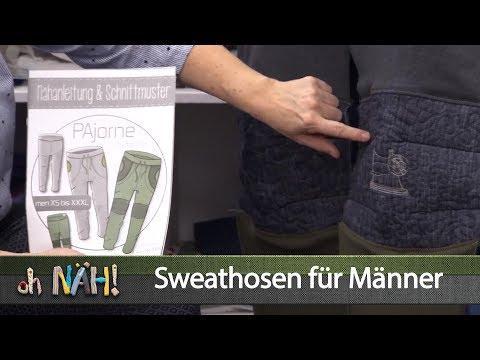 oh NÄH! – Sweathosen für Männer (Aufz. v. 02.11.2018)