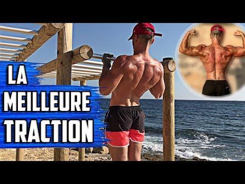 Vidéo de la jeune fille du bodybuilding
