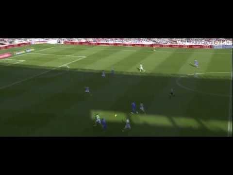 Cristiano Ronaldo Amazing Shot and Goal! Real Madrid vs Real Betis 2014-01-18 HD