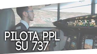 Un pilota privato può far atterrare un 737?