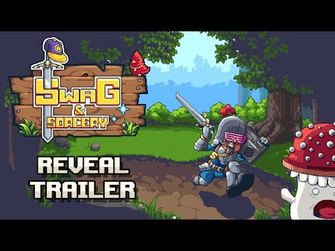 Swag and Sorcery PAXWest Reveal Trailer thumbnail