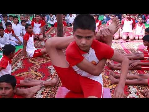 Yoga & Gymnastic in Shadipur Ashram Gurukul Yamuna Nagar Haryana