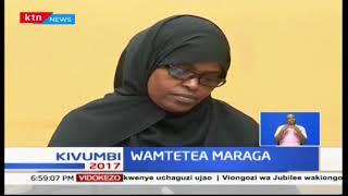 Wamtetea Maraga : Maandamano yafanyika Nyamira kumtetea David Maraga