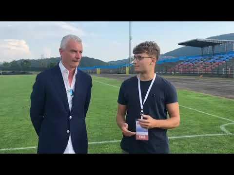 immagine di anteprima del video: Intervista al presidente Ciaccia dopo la gara di Coppa