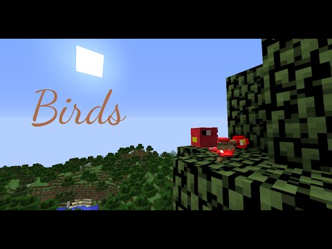 Birds A Vanilla Mob Creation Minecraft Project - Minecraft teleport player to mob