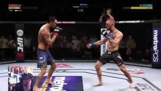 UFC 3 morning LiveStream
