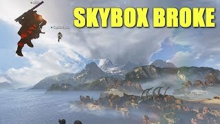 We Reached the SKYBOX in Apex Legends!