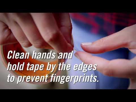Gorilla Reparasjonstape klar 8,2 m - film på YouTube