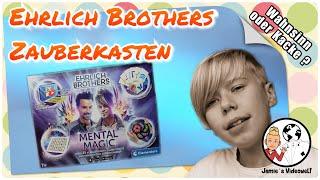 (2020) Ist der Kacke? Neuer Ehrlich Brothers Zauberkasten Mental Magic #JamiesVideowelt