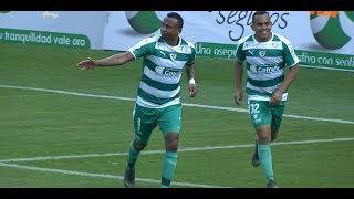 La Equidad Vs. Riongero (2-2) | Liga Aguila 2019-I | Fecha 16
