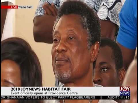 2018 JoyNews Habitat Fair - JoyNews Interactive (21-9-18)