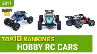 Hobby RC Cars Top 10 Rankings, Reviews 2017 & Buying Guides