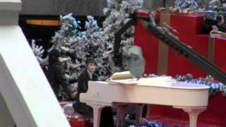"Charice - ""Jingle Bell Rock"" Rehearsal, New York 2010"