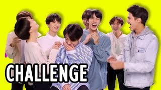 [BTS] Try Not to Laugh Challenge
