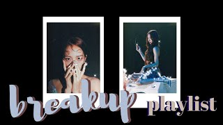 Breakup // Empowering Kpop Playlist (girl-group Version) // LESBIAN ANTHEMS (this Is A Joke Srry)