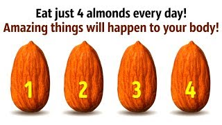 Whatll Happen If You Eat 4 Almonds Every Day