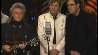 Marty Stuart with Vince Gill - Rank Strangers