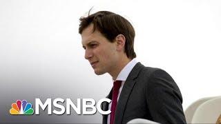 Sheldon Whitehouse: White House Won't Address Kushner's Security Clearance | Morning Joe | MSNBC