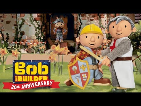 The Knights of Can-a-Lot | Bob the Builder Classics | Celebrating 20 Years!
