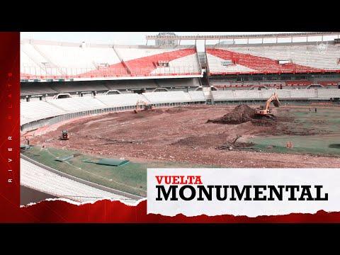 El paso a paso de una obra Monumental