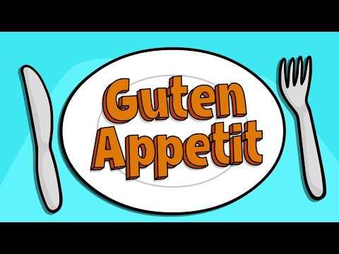 ♪ ♪ Kinderlied Essen - Guten Appetit - Hurra Kinderlieder