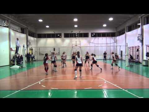 Preview video III Div. Femminile - 15a Giornata 10-03-2015 - G.S. MARIGOLDA VS Curno2010Volley