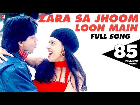 Zara Sa Jhoom Loon Main - Full Song   Dilwale Dulhania Le Jayenge   Shah Rukh Khan   Kajol