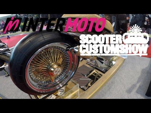 Intermoto Saarbruecken 2017   Bike/Scooter Custom Show   ADAC Rennen Motocross und Stage 6 Auktionen!