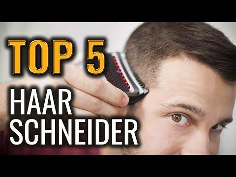 ✅ DIE 5 BESTEN HAARSCHNEIDER  - Welche Profi Haarschneidemaschinen kaufen? Aus Vergleich Test 2019