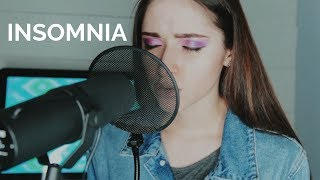 Insomnia   Daya Cover  COLE