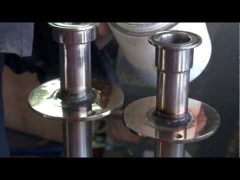 Metal Mecánica Acero Inoxidable Soldadura Tig y Pulido Full HD 3