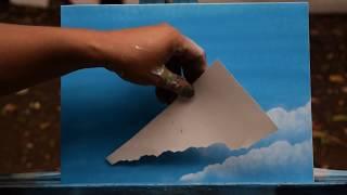 【プロが描く】空の描き方【スプレーアート】