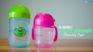Dr. Brown's Soft Spout Training Cups