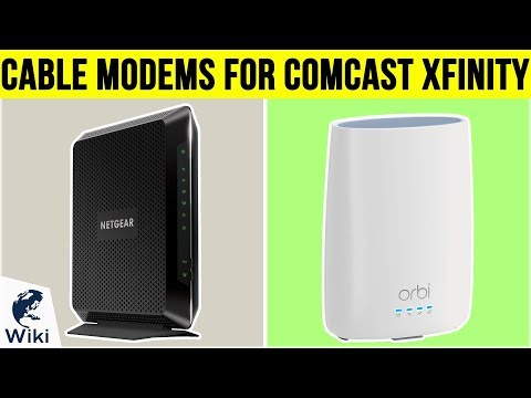 9 Best Cable Modems For Comcast Xfinity 2019