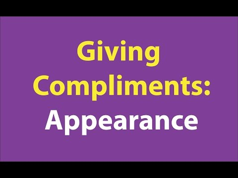 Giving Compliments: Appearance. British Etiquette Mp3