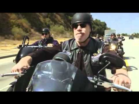 Sons of Anarchy vs Mayans