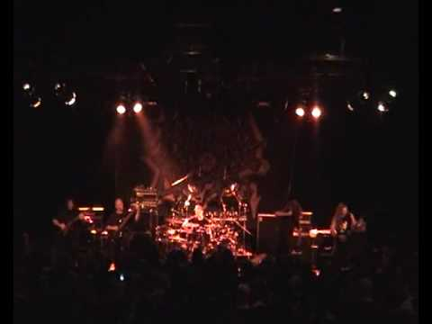 DAEMON FOETAL HARVEST live at MORBID ANGEL Sydney show .(I BUTCHERED THEM ALL )