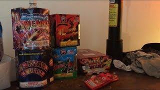 Fireworks Demo Showcase (#4) Flash Cracker,Catapult,Rowdy Rampage, Broken Heart,Mega Mini,plus BOOMS