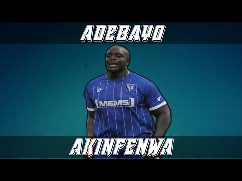 ADEBAYO AKINFENWA • GOALS & SKILLS • 2016