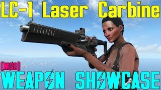 Fallout 4 - Weapon Showcases - LC-1 Laser Carbine