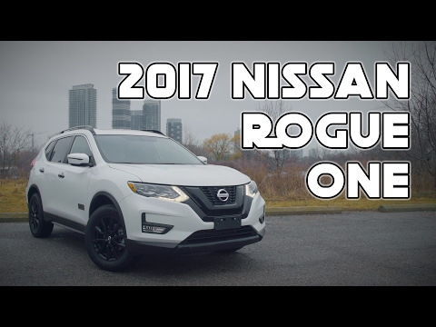2017 Nissan Rogue: Rogue One - Review