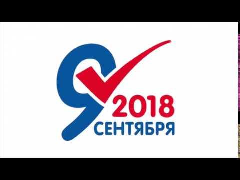 Порядок голосования 9 сентября 2018 года.