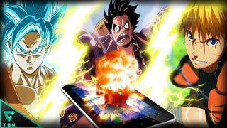 TOP 5 Juegos Online ANIME para Android/IOS 2016-2017