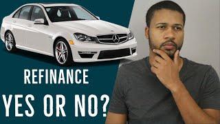 Car Refinance Mistakes - How To Refinance Your Car Loan