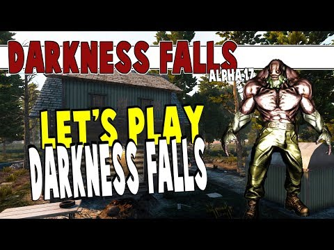 Dexterra - Let's Play Darkness Falls | 7 Days To Die Darkness Falls | Part 1